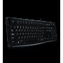 Clavier Logitech Keyboard K120 USB oem